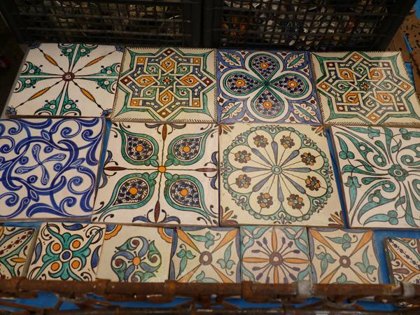 Piastrelle Marocchine Roma : Mercati di roma